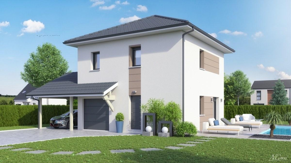 Photo maison Aoste 38490
