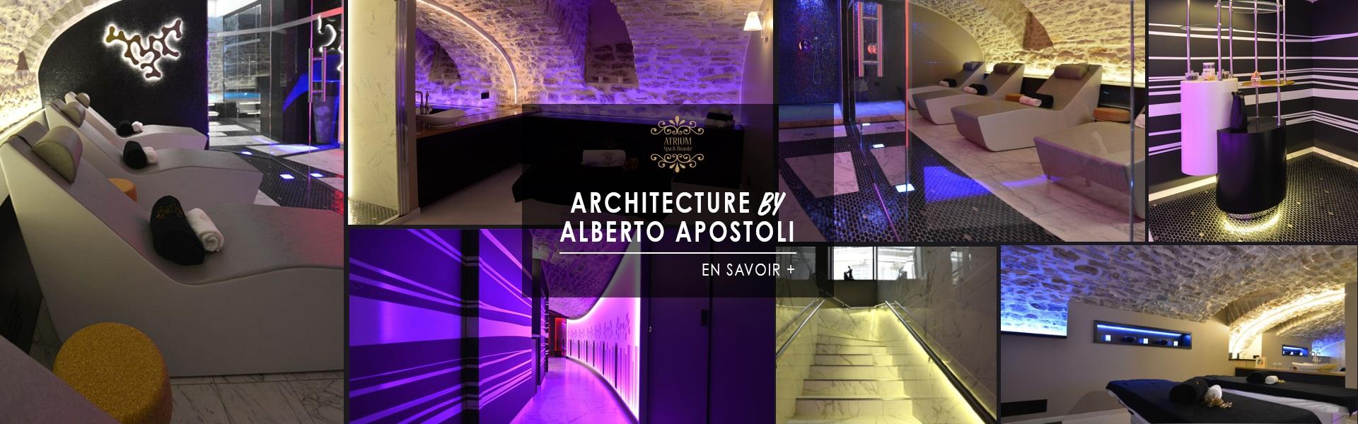 Architecture by Alberto Apostoli