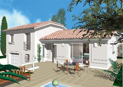 maison modle libert duplex surface partir de 109 m2 - Plan De Maison En Duplex