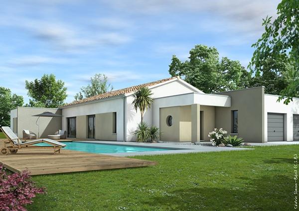 Recherche maison neuve ou maison individuelle 18 cher ma future maison - Prix maison clair logis ...