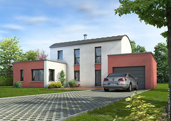 Recherche maison neuve ou maison individuelle 69960 corbas ma future maison - Prix maison clair logis ...