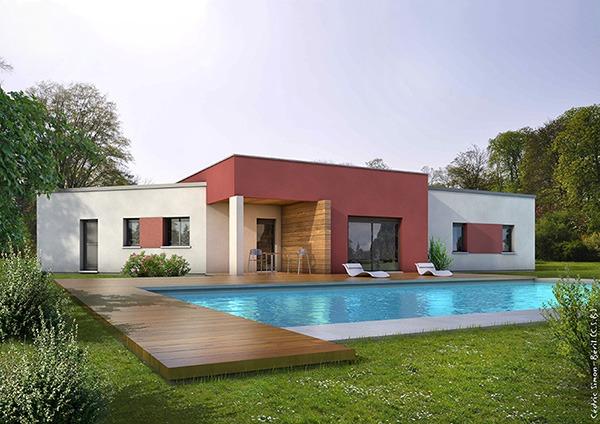 Recherche maison neuve ou maison individuelle 34300 agde ma future maison - Prix maison clair logis ...