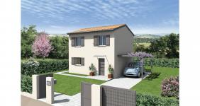 Vaulx-Milieu (38090)Terrain + Maison