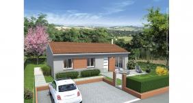 La Tour-du-Pin (38110)Terrain + Maison
