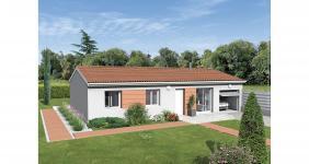 Saint-Romain-de-Jalionas (38460)Terrain + Maison