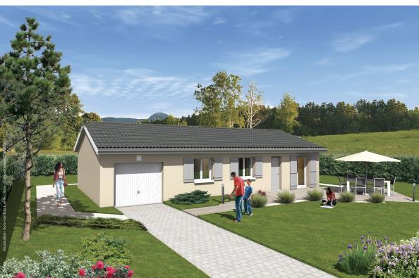 Maison neuve  à  Saint-Jean-la-Bussière (69550)