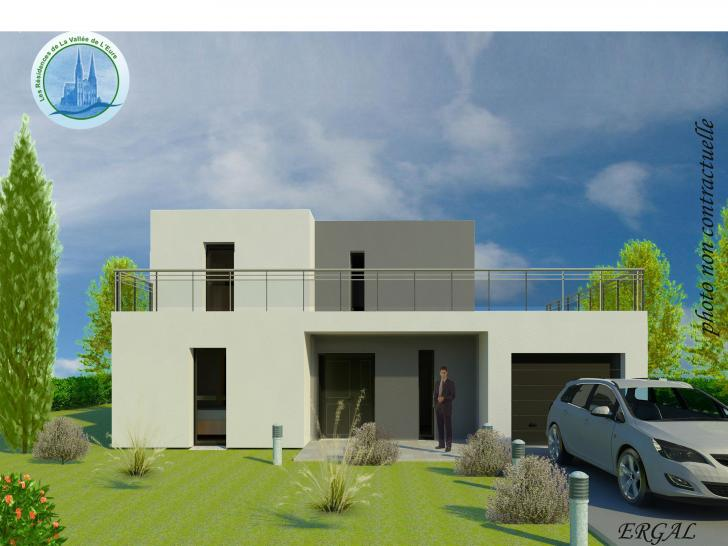 Modèle de maison ERGAL : Vignette 1