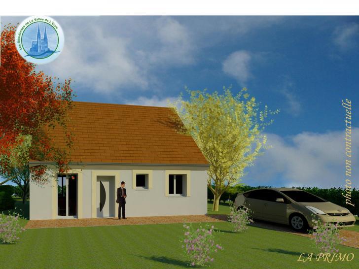 Modèle de maison LA PRIMO : Vignette 1
