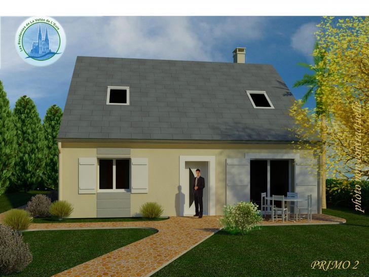 Modèle de maison PRIMO 2 : Vignette 1