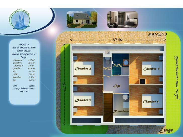 Modèle de maison PRIMO 2 : Vignette 3