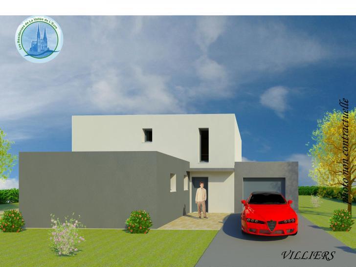 Modèle de maison VILLIERS : Vignette 1