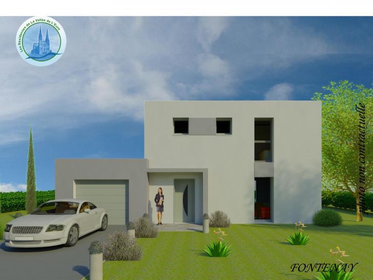 Modèle de maison FONTENAY : Vignette 1