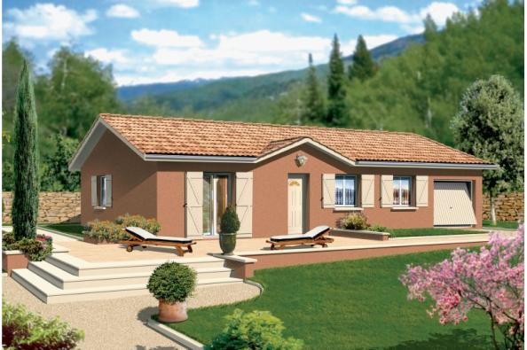 Maison MEZZO - Morestel (38510)