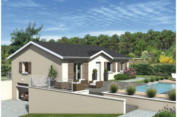 Maison MEZZO - La Ricamarie (42150)