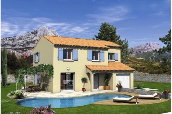Maison SALSA - VERSION SUD - Saint-Victor-la-Coste (30290)