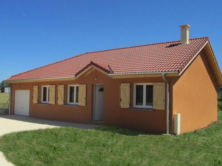 Maison neuve en is re une r alisation maisons punch - Estimation prix construction maison neuve ...