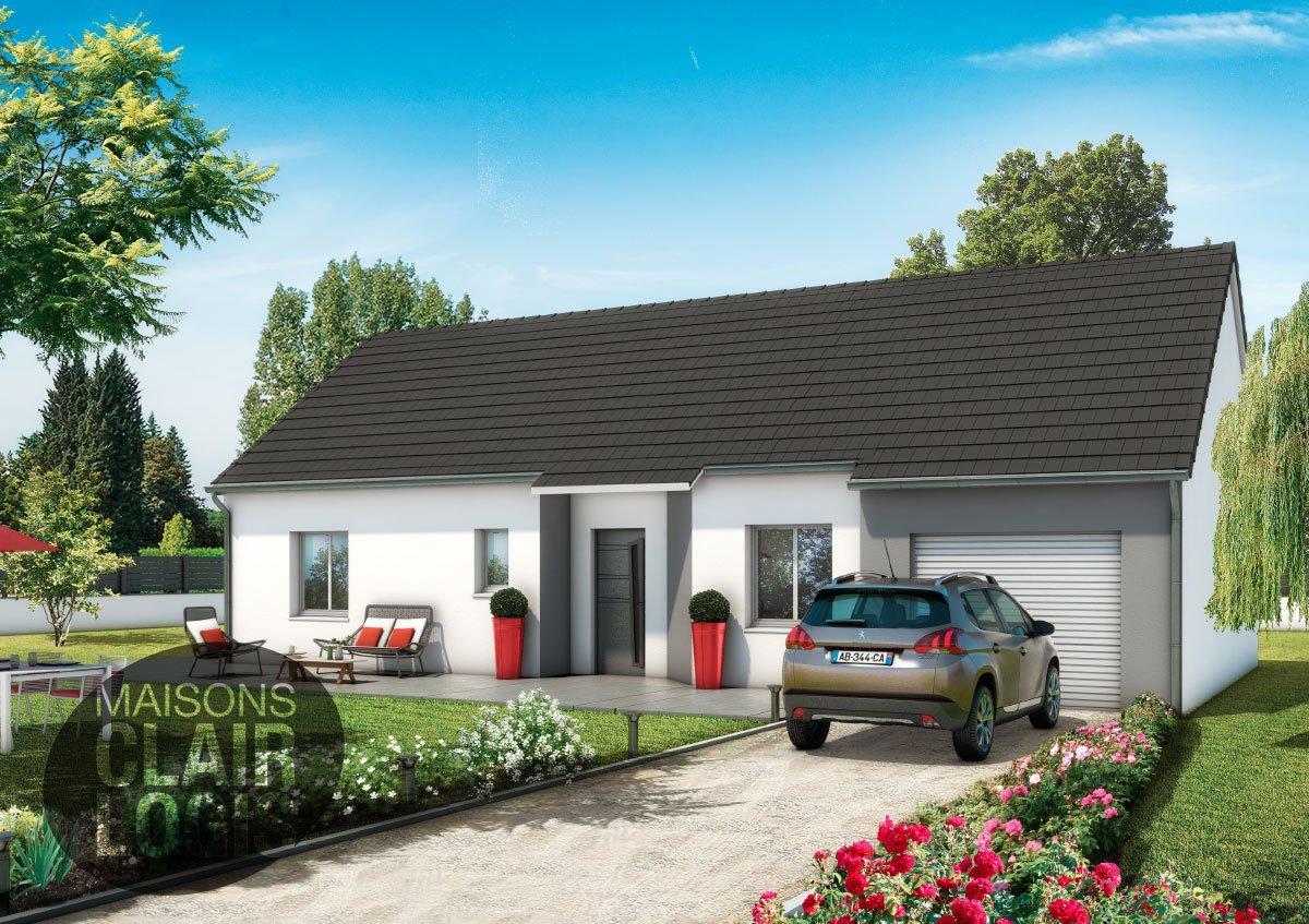 Recherche maison neuve ou maison individuelle 45 loiret for Offre maison neuve