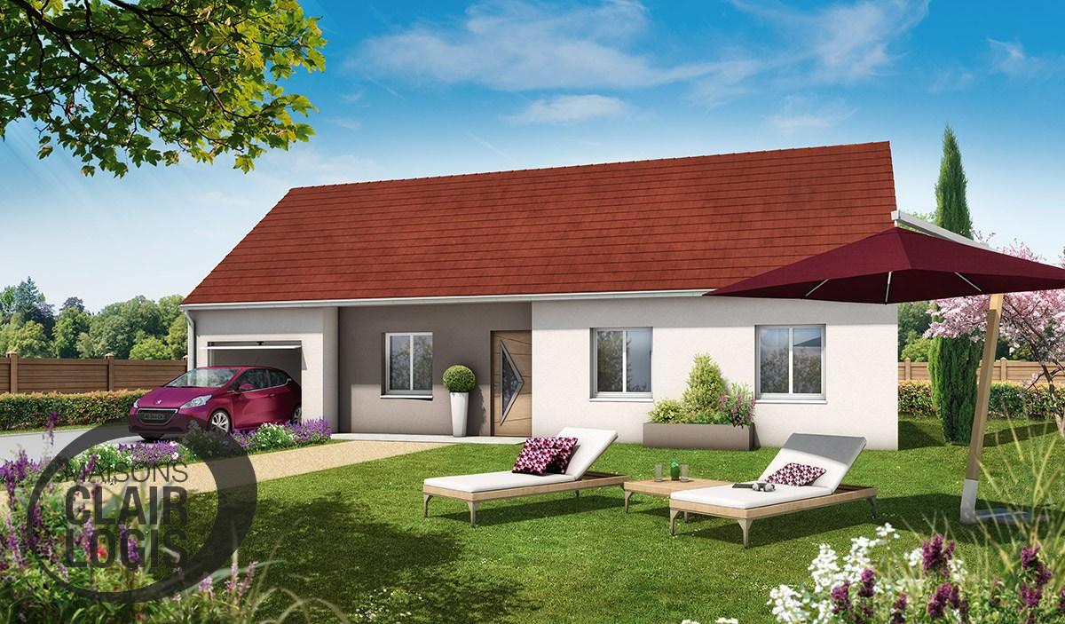 maison individuelle disponible à Nevers