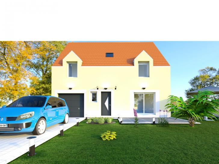 Modèle de maison FRANCHISE : Vignette 1