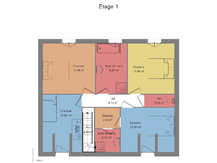 Plan de maison FRANCHISE : Vignette 2