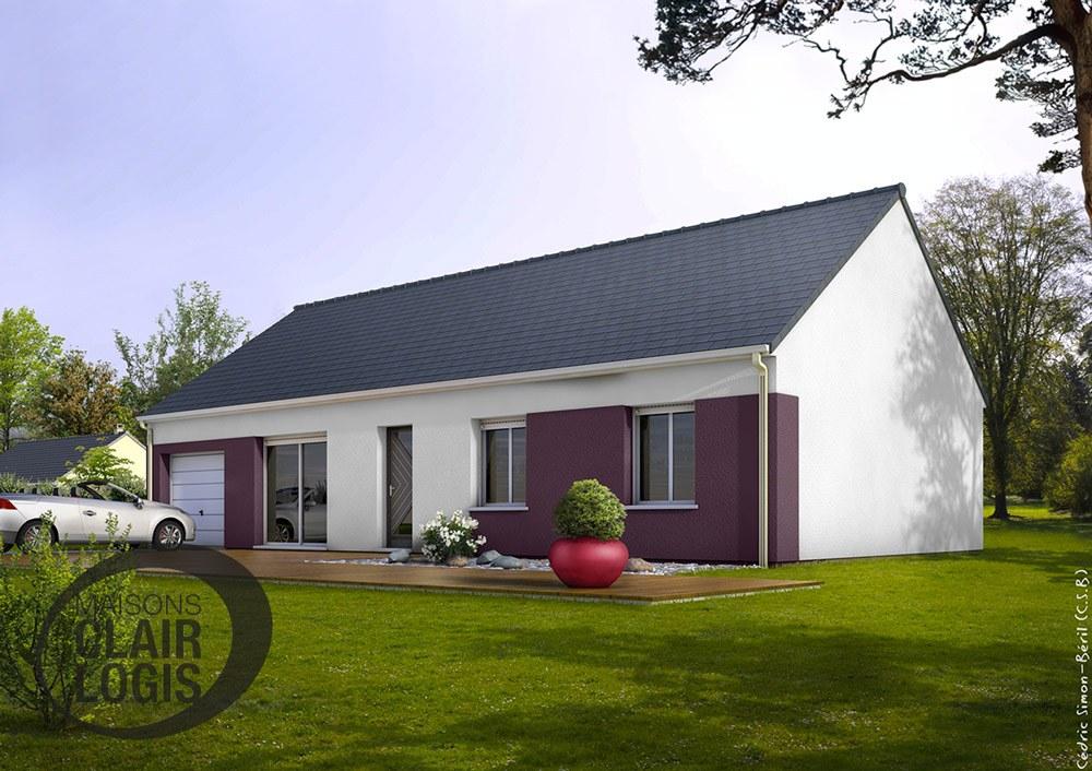 Recherche maison neuve ou maison individuelle 61 orne ma for Offre maison neuve