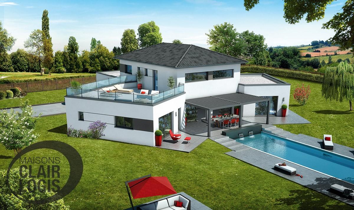 Magnifique Maison à Construire De 200m2 Disponible à Cabriès 13480