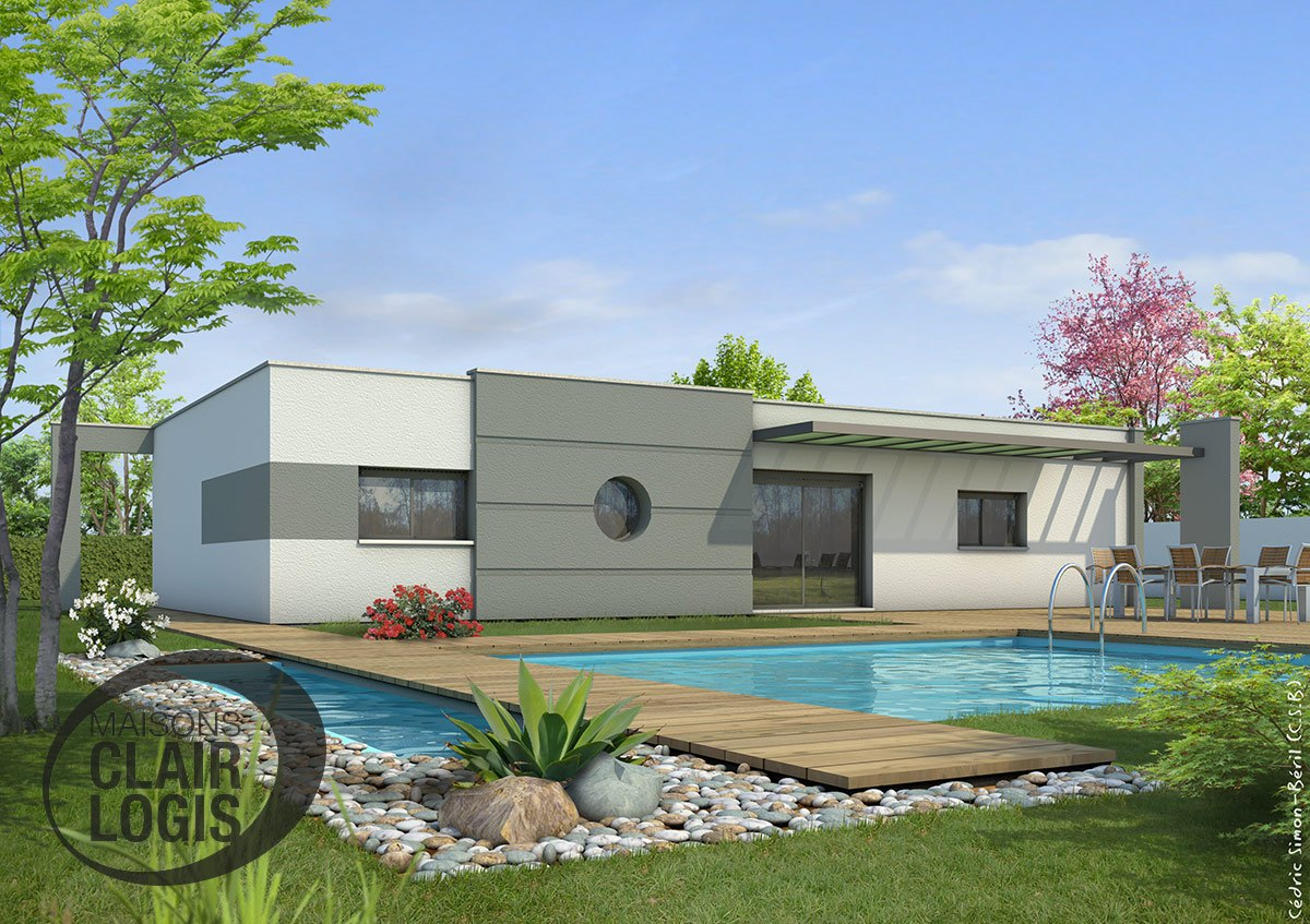 recherche maison neuve ou maison individuelle 18 cher ma future maison. Black Bedroom Furniture Sets. Home Design Ideas