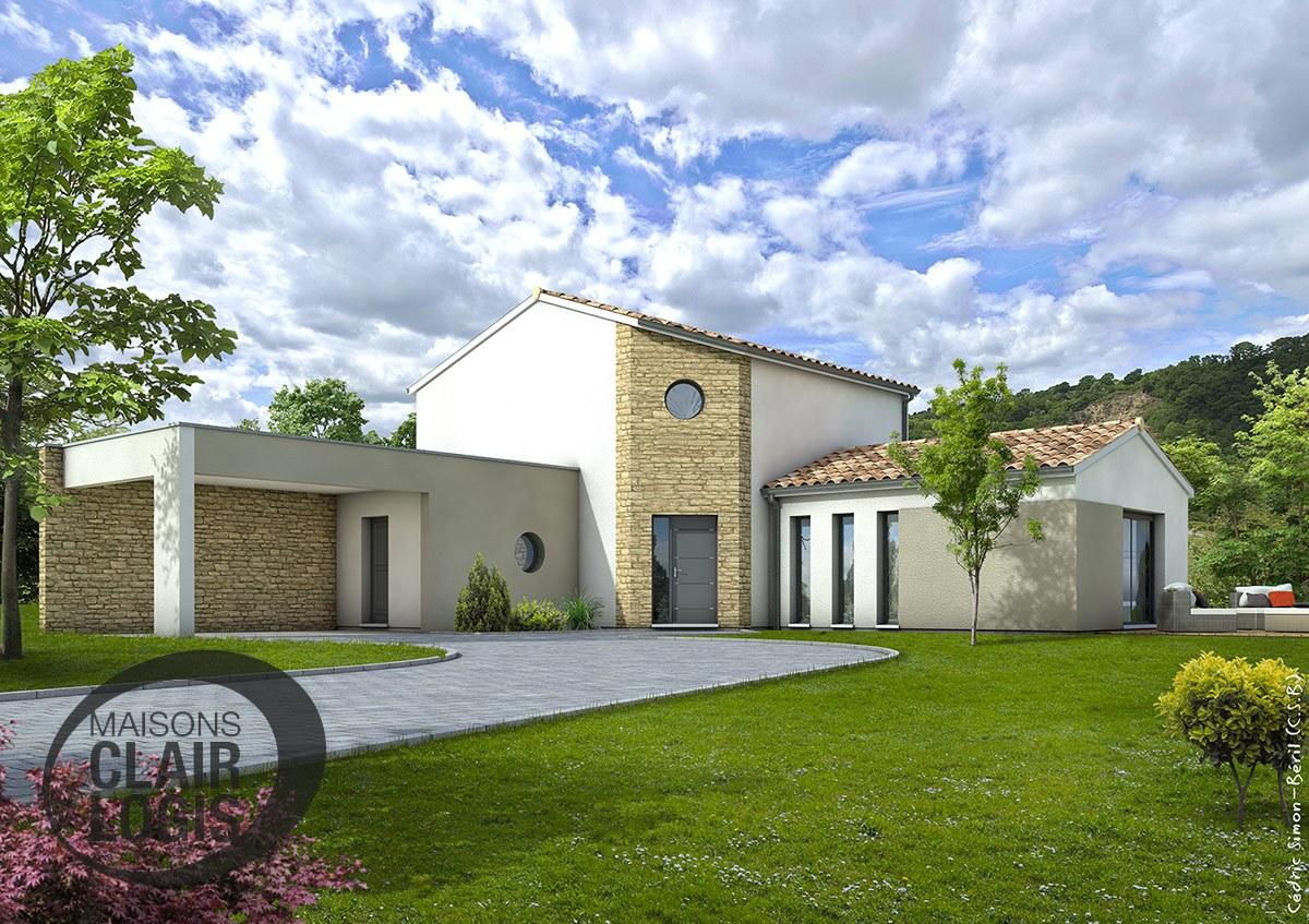 Recherche maison neuve ou maison individuelle 30 gard ma for Maison contemporaine 110m2