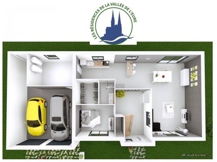 Modèle de maison maison sur mesure : Vignette 2