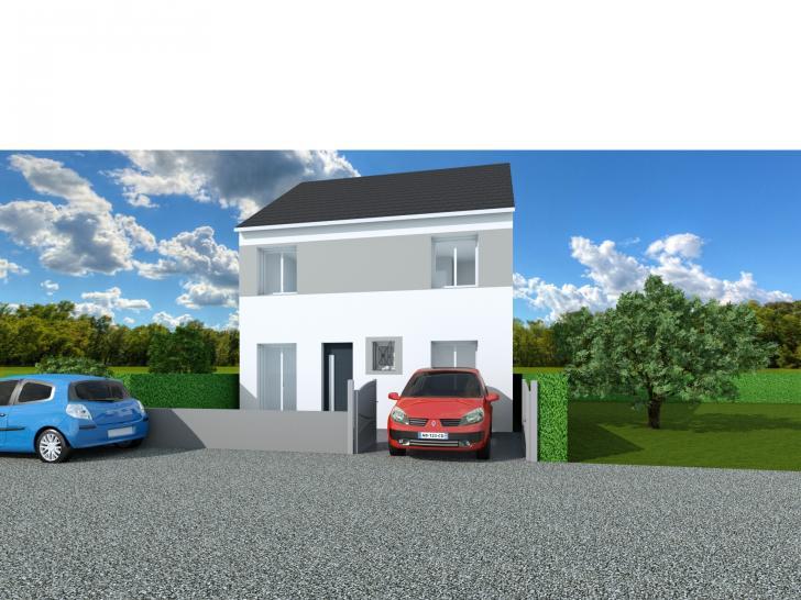 Modèle de maison PRIMO R+1 : Vignette 1