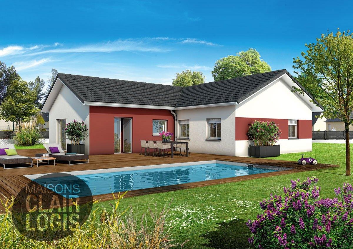 Recherche maison neuve ou maison individuelle 45 loiret for Maison ocre