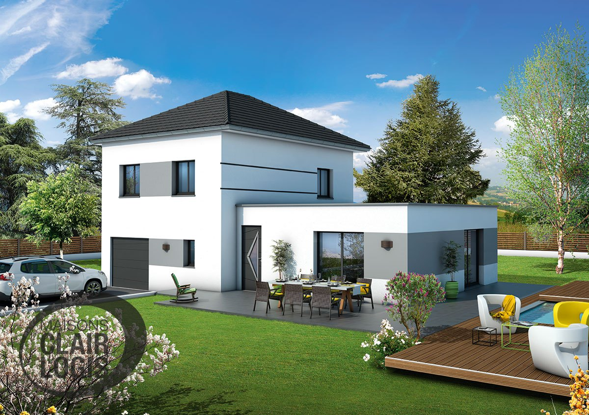 Pas cher maison construire de m disponible rumilly with for Maison a construire pas chere