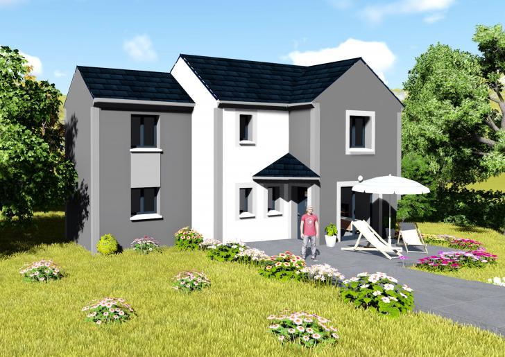 Constructeur de maisons r sidences de la vall e de l 39 eure for Acheter une maison neuve en ile de france