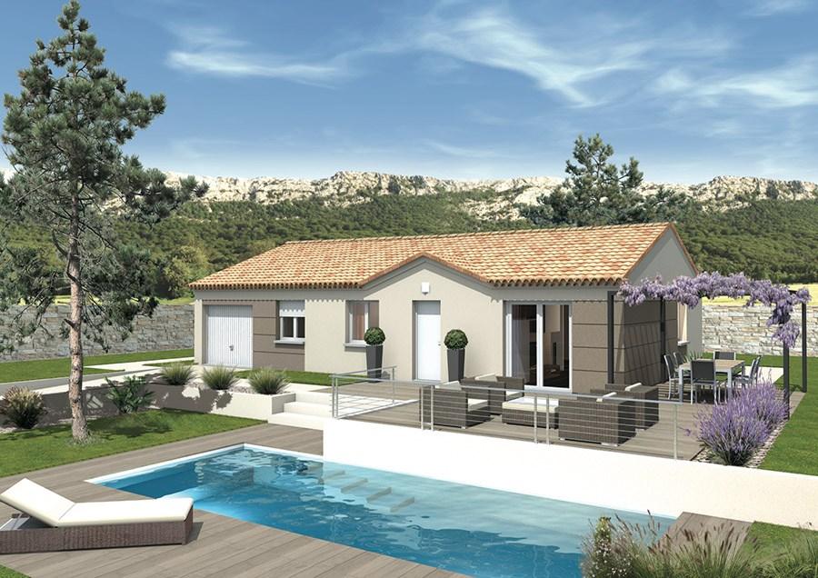 Maisons punch constructeur immobilier amb rieu en bugey for Prix m2 maison neuve rt 2012
