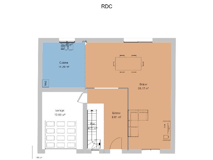Plan de maison EVASION : Vignette 1
