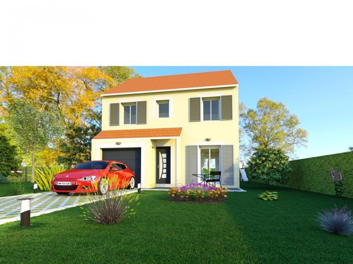 Modèle de maison MIGNONNE : Vignette 1