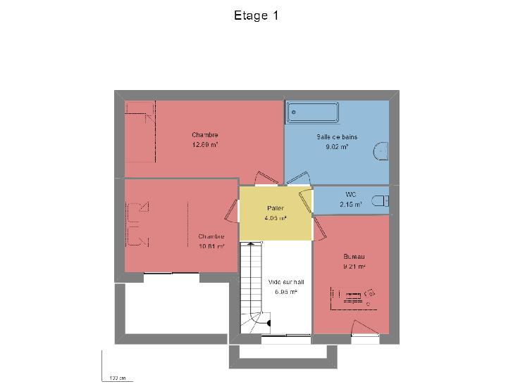 Plan de maison NOBLE : Vignette 2