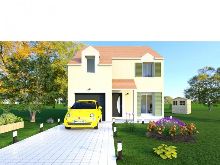 Modèle de maison PLAISANTE : Vignette 1