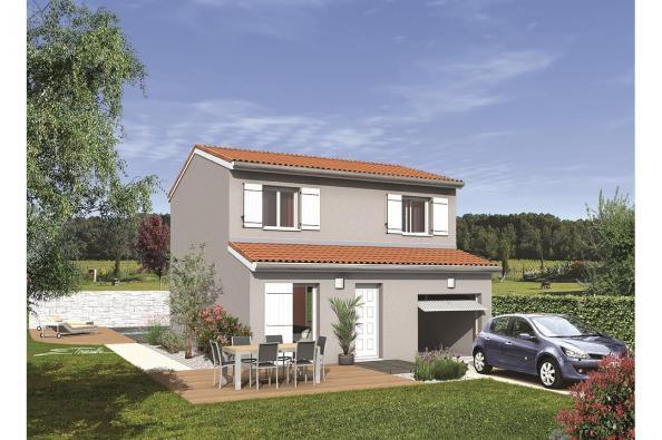 Maison neuve  à  Parcieux (01600)