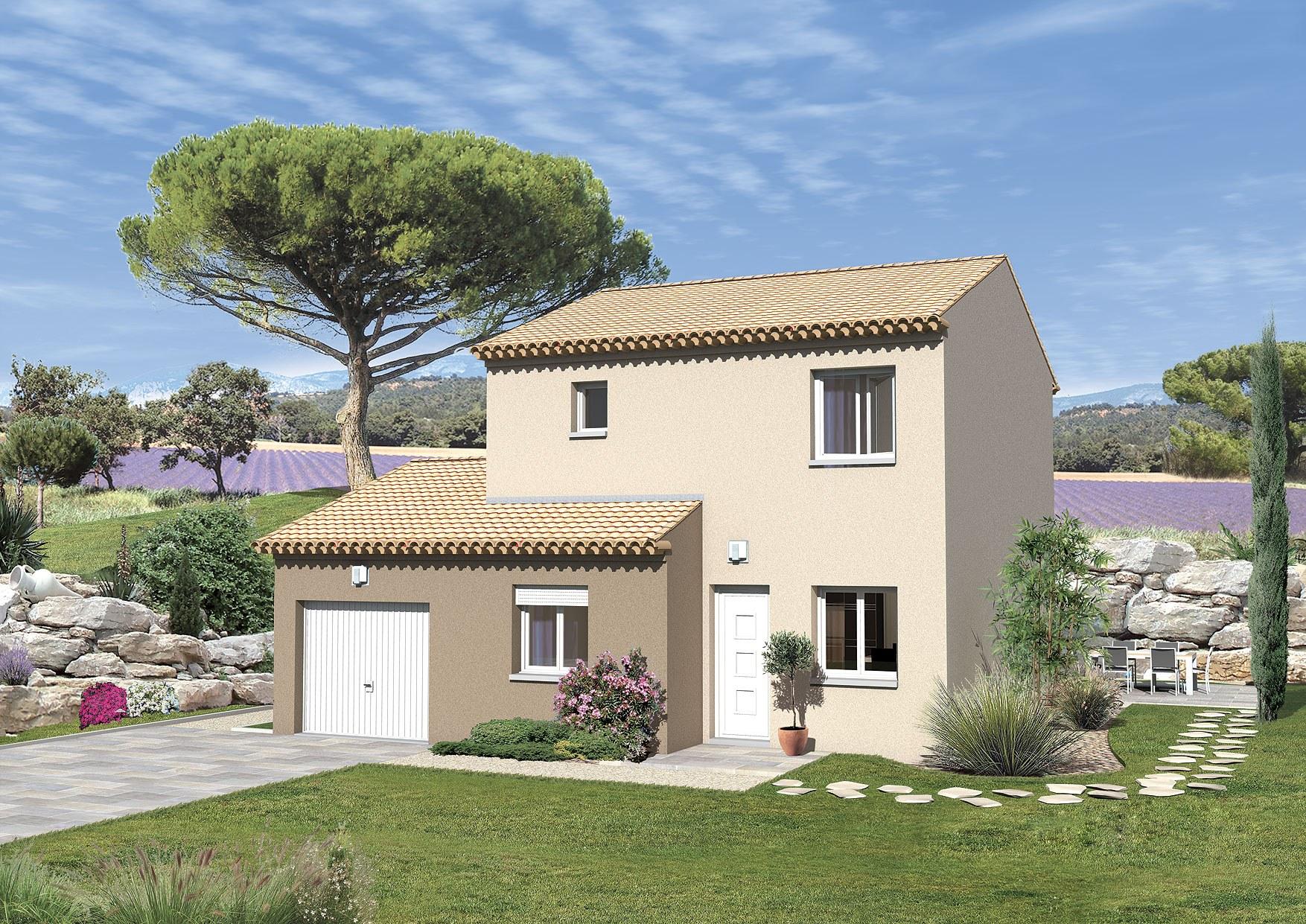 Recherche maison neuve ou maison individuelle 84 vaucluse for Offre maison neuve