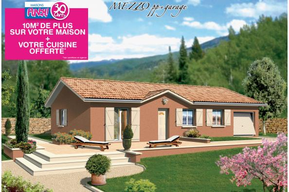 Maison MEZZO - Loyettes (01360)