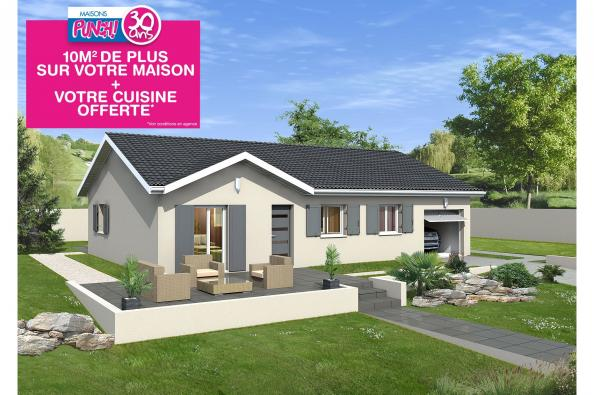 Maison MACARENA - Thizy (69240)
