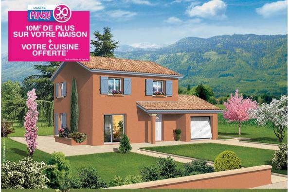 Maison SALSA - Saint-Laurent-de-Chamousset (69930)