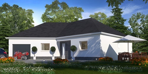 Offre maison terrain à Chauny 02300 pour 210 000 €