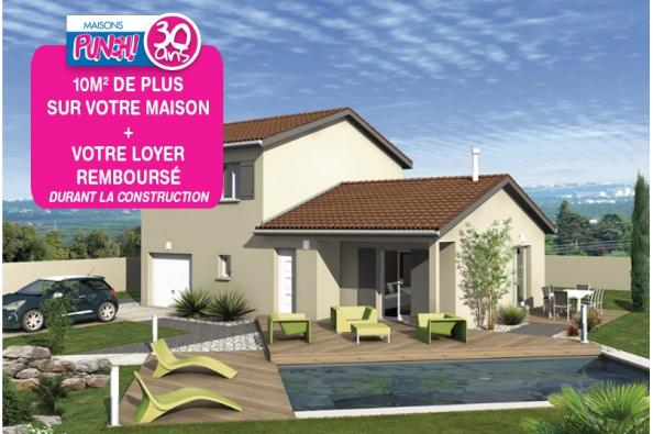 Maison CALYPSO - Biziat (01290)