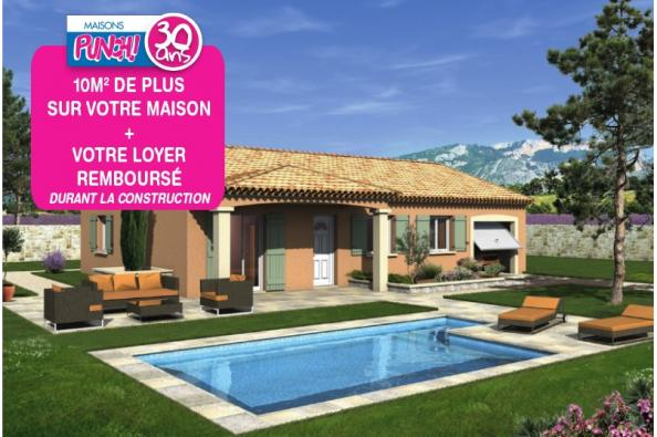 Maison LAMBADA - VERSION SUD - Corconne (30260)