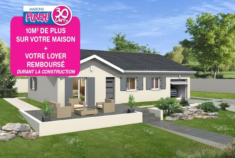 Ravissante maison à construire en vente à Villebois