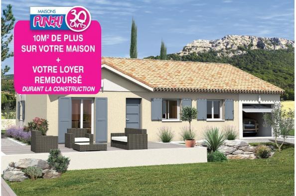 Maison MACARENA - VERSION SUD - Mondragon (84430)