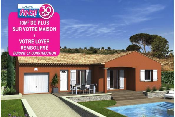 Maison MALOYA - VERSION SUD - Saint-André-d'Huiriat (01290)