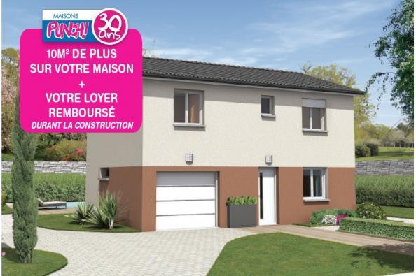 Maison REGGAE - La Boisse (01120)